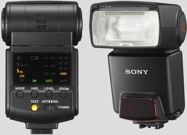 Sony HVL-F42AM - lampa błyskowa wysokiej jakości