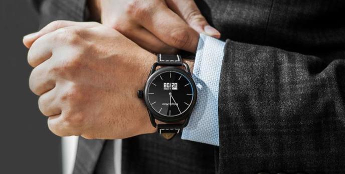 Polski smartwatch już na rynku - Kruger&Matz HYBRID