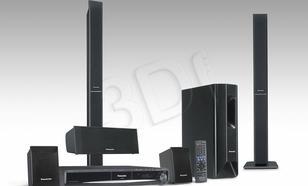 Panasonic SC-PT465-K (HDMI, czarny)