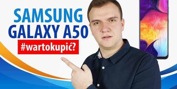 Recenzja Samsunga Galaxy A50 - Czy warto kupić?