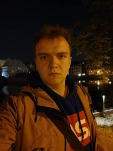 Selfie po ciemku w Huawei P30 Pro