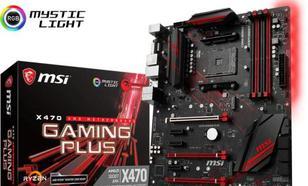 MSI X470 GAMING PLUS