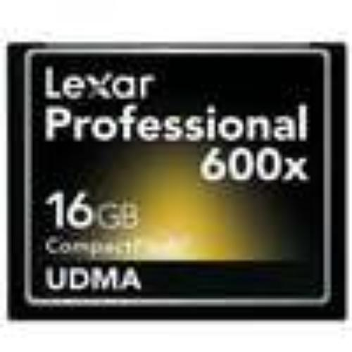 Lexar 600x Professional UDMA 16 GB