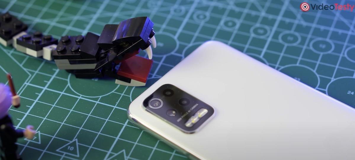 LG k52 prezentuje się stylowo