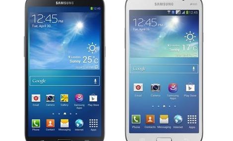 Samsung Galaxy Mega 6.3 i Galaxy Mega 5.8 [PREZENTACJA]