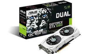 ASUS GeForce GTX 1060 6GB Dual 6GB GDDR5 192bit