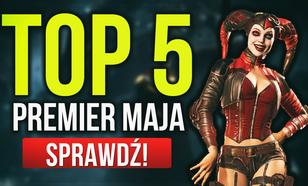 Najlepsze Premiery Gier Maja 2017 – Prey, Injustice 2, Inner Chains, Shadow Warrior 2, Get Even