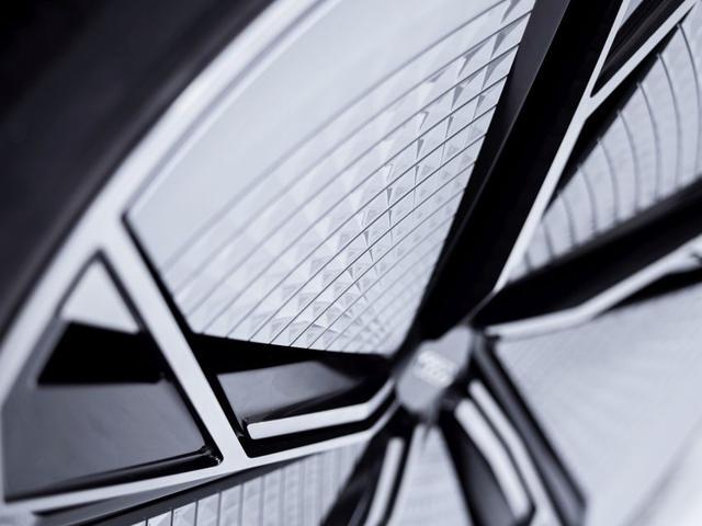 Audi Aicon koło