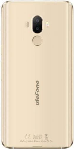UleFone S8 Pro 16GB Złoty