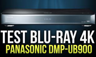 Test Odtwarzacza Blu-ray Ultra HD Panasonic DMP-UB900