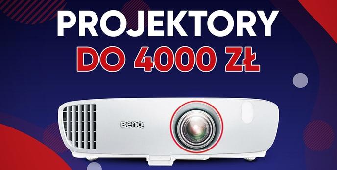 Jaki projektor do 4000 złotych? |TOP 5|