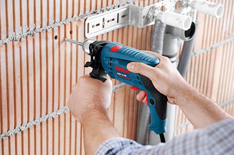 Bosch GSB 13 RE wyższa półka małych wiertarek