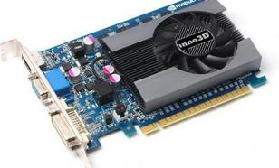 Inno3D GeForce GT 730 2GB SDDR3 (128 Bit) HDMI, DVI, D-Sub, BOX (N730-6SDV-E3CX)