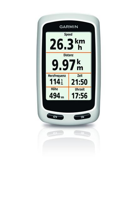 Garmin Edge Touring - idealna nawigacja dla rowerzystów