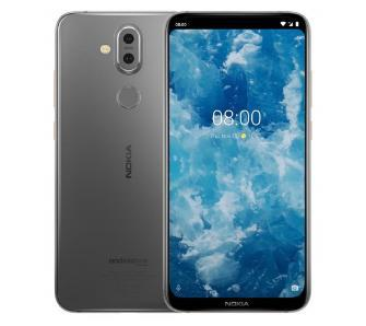 Nokia 8.1 DS 4/64GB (srebrny)