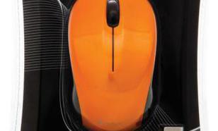 Verbatim Go Nano 2,4GHz pomarańczowa