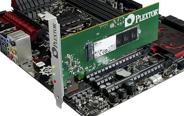 M6e M.2 2280 PCIe