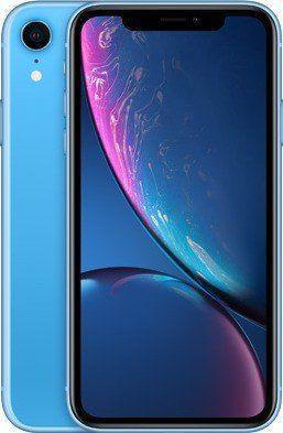 Apple iPhone XR 128GB niebieski
