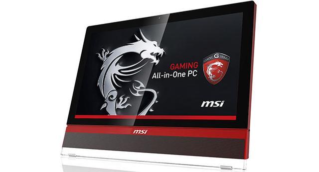 MSI AG2712A - potężny komputer typu All-in-One