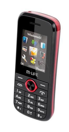 M-LIFE Telefon dual SIM