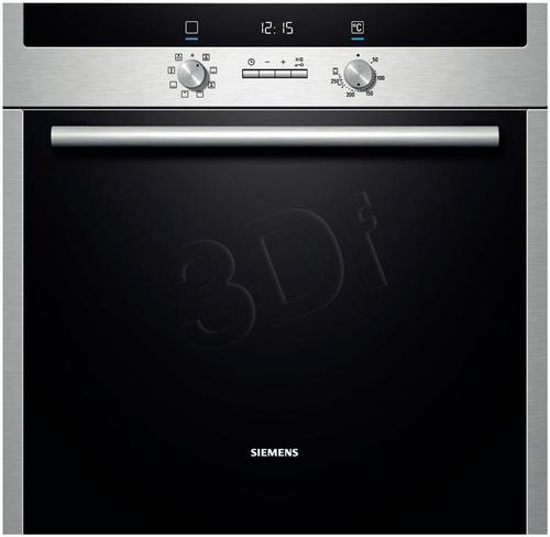 SIEMENS HB 23GB540 (elektroniczno- mechaniczny/ inox)