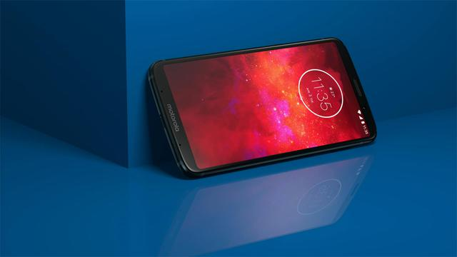 Nowe Moto Z3 Play