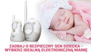 Zadbaj O Bezpieczny Sen Dziecka - Wybierz Idealną Elektroniczną Nianię