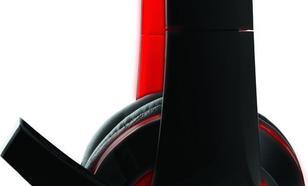 Esperanza CONDOR Czarno-czerwone (EGH300R)