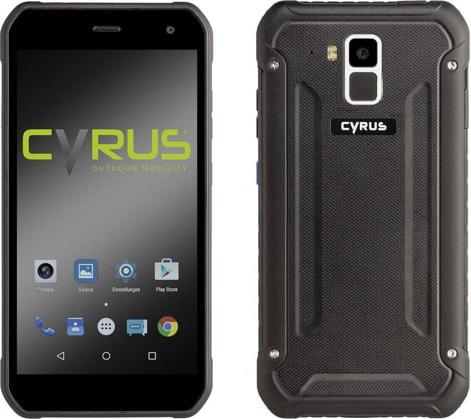 Cyrus CYRUS OUTDOOR SMARTPHONE CS40 - CYR10123