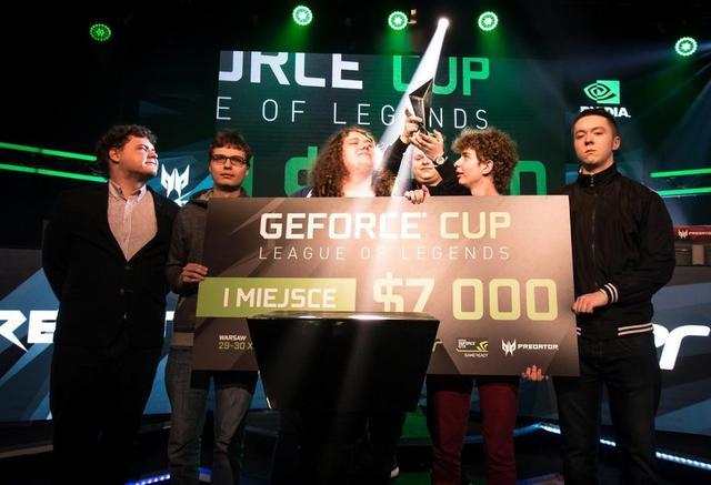 Podsumowanie Nvidia GeForce Cup! Szokujące Mistrzostwa LoL'a