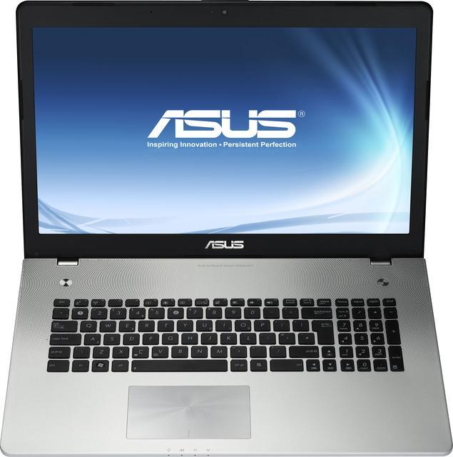 ASUS N76VZ - stylowy i wydajny notebook