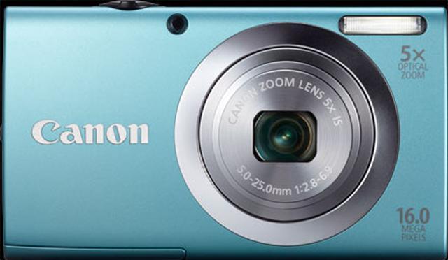 Canon Powershot A2400 IS - unboxing aparatu fotograficznego