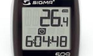 Sigma BC 509 - świetny dodatek dla rowerzysty