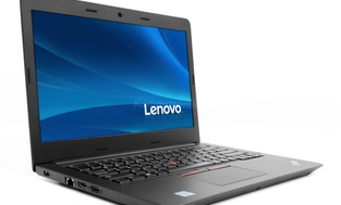 Lenovo ThinkPad E470 (20H1003DPB) - 120GB SSD
