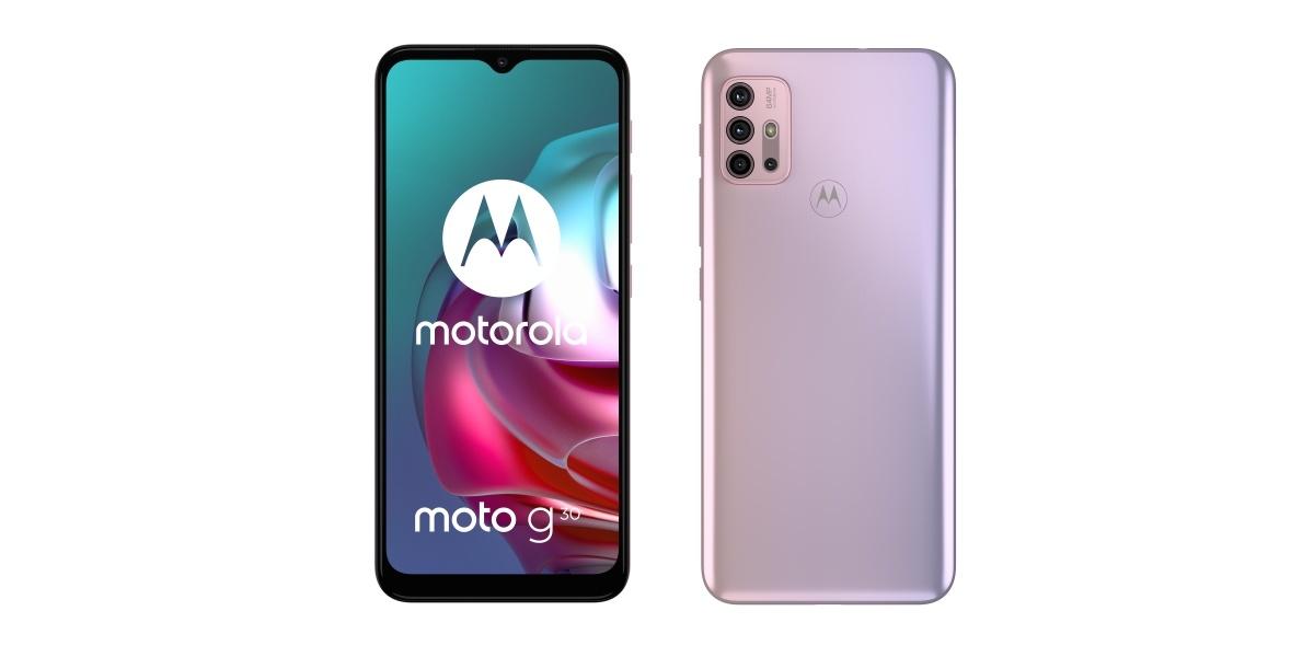 Motorola G30 otrzyma cztery aparaty z tyłu