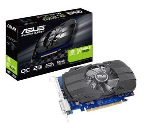 ASUS Phoenix GeForce GT 1030 OC 2GB GDDR5 64 bit