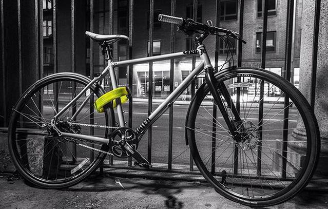 zabezpieczenie rowerowe