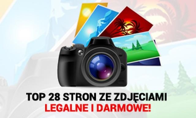 TOP 28 Stron ze Zdjęciami - Legalne i Darmowe!