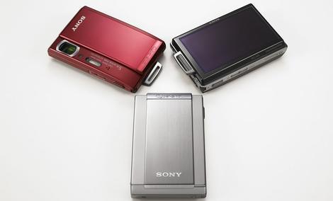 Sony Cyber-Shot DSC-TX5 – niezniszczalna cyfrówka