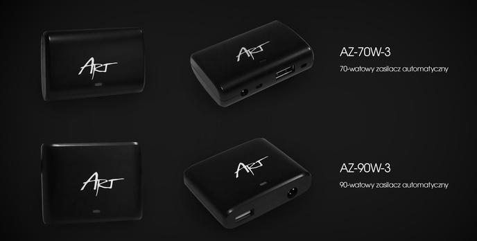 ART AZ-70W-3 - mały zasilacz o wielkich możliwościach