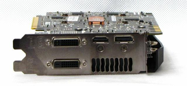 Asus GTX 760 DirectCU II Drect Power fot5