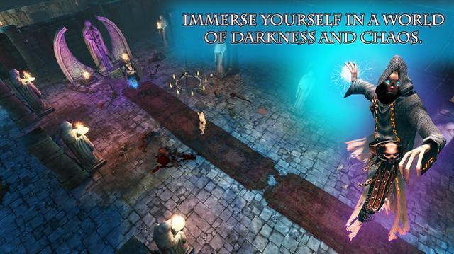Quest for Revenge 1