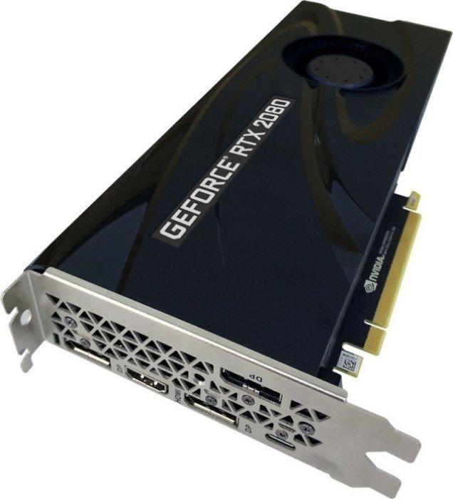 PNY Technologies GeForce RTX 2080 Blower, 8GB GDDR6, 256-bit