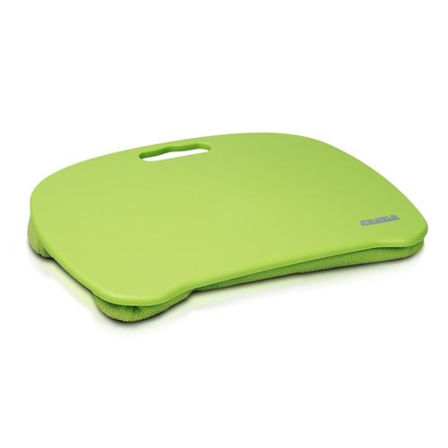 4World Podstawka pod laptopa 15.6 zielona