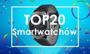 Czołowe Smartwatche w Polsce - Poznaj Ranking TOP 20