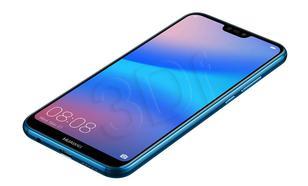 """Huawei P20 ( 5,8"""" ; 2244x1080 ; 128GB ; 4GB ; DualSIM Pyłoszczelność i wodoszczelność (IP53) ; niebieski )"""