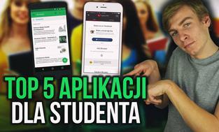 TOP 5 Najlepszych Aplikacji Dla Studenta