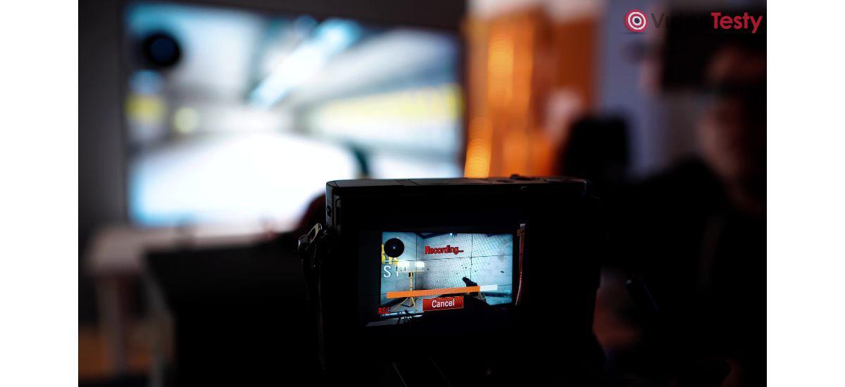 Kamera 1000 FPS do input lag w telewizorze