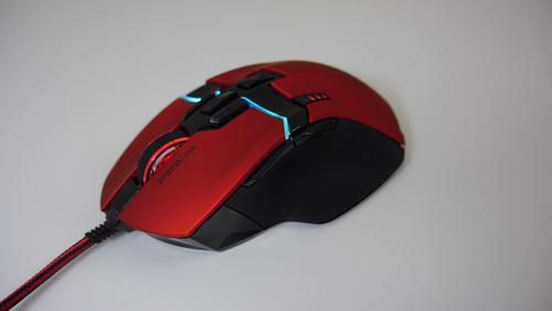 Nietuzinkowa myszka Speedlink Kudos Z-9