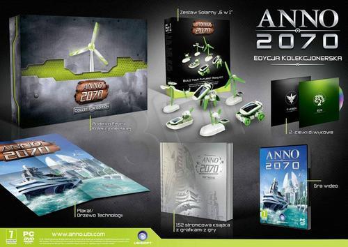 Anno 2070 Edycja Kolekcjonerska